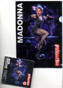 REBEL HEART TOUR - TAIWAN BLU-RAY / CD ALBUM (+ PROMO FOLDER)
